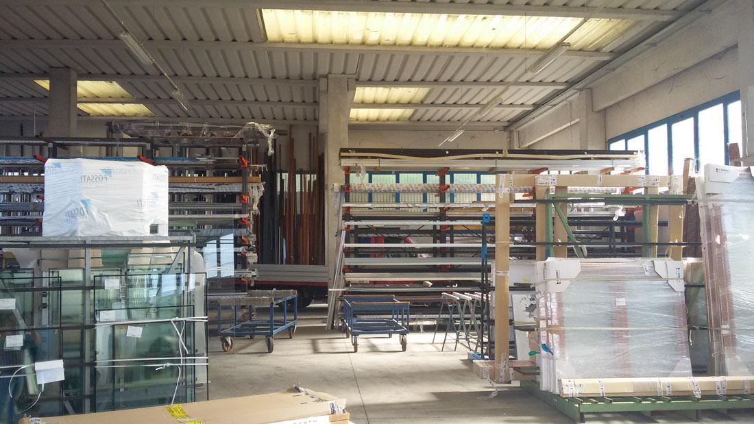 produzione serramenti in alluminio monza