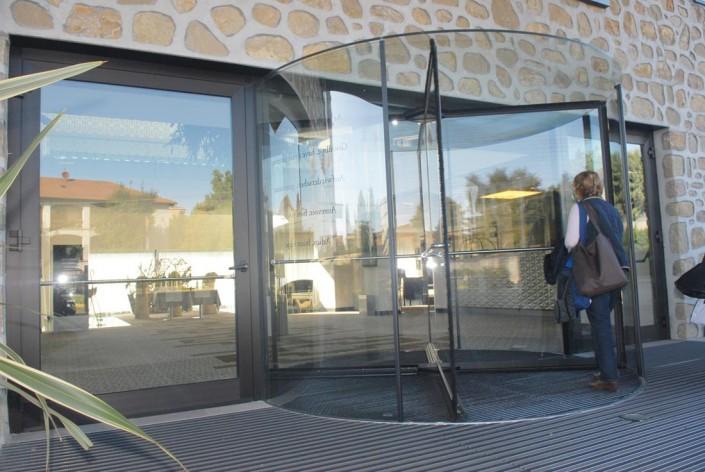 Progettazione Ingressi Aziendali Monza