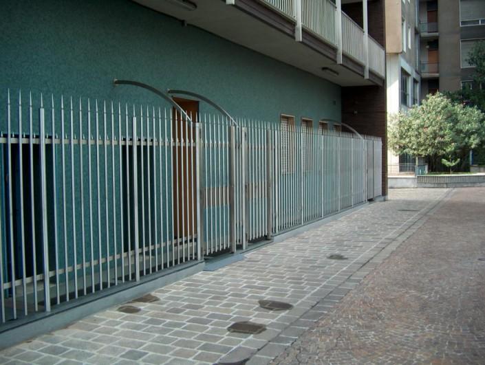 Ringhiere Balconi Monza